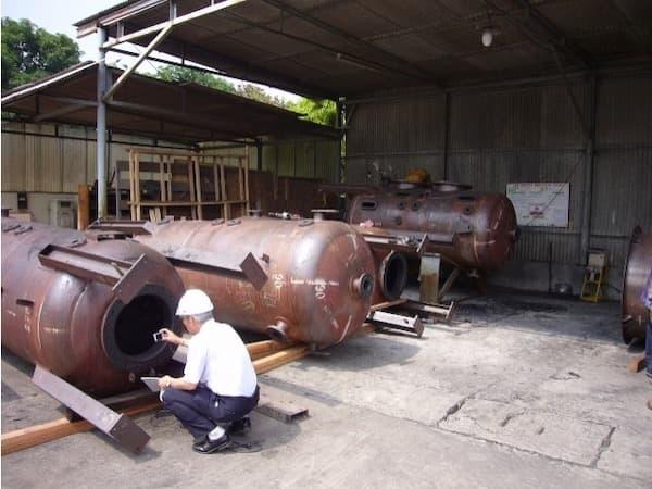 水処理タンク 画像